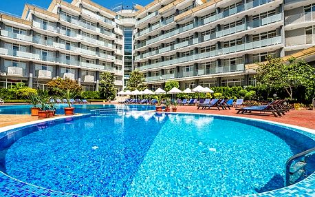 Hotel Perla, Burgas, Bulharsko, letecky, polopenze
