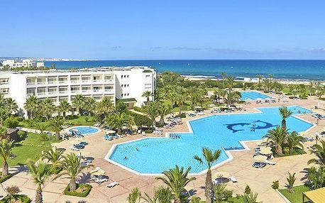 Hotel Vincci El Marilia, Tunisko pevnina, Tunisko, letecky, all inclusive