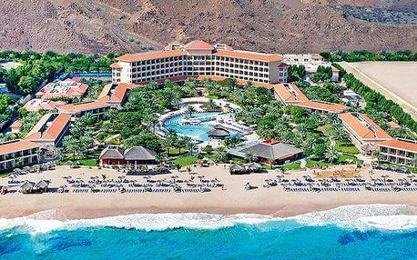 Hotel Fujairah Rotana Resort & Spa, Dubaj, Spojené arabské emiráty, letecky, snídaně v ceně
