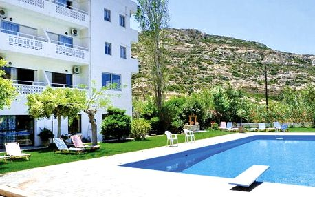 Hotel Matala Bay, Kréta, Řecko, letecky, polopenze