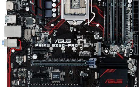 ASUS PRIME B250-PRO - Intel B250 - 90MB0SH0-M0EAY0