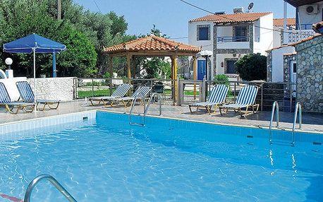 Aparthotel Chris Apartments, Samos, Řecko, letecky, bez stravy