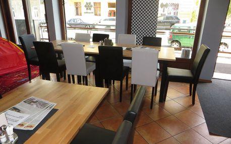 Vynikající burger menu dle výběru pro 2 osoby v Brně