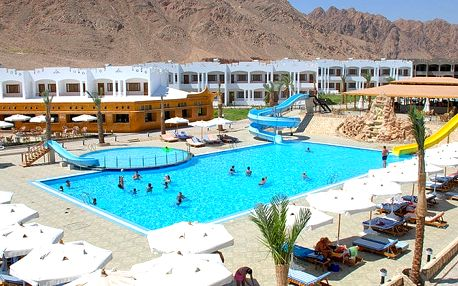 Hotel Happy Life Village, Sharm el Sheikh, Egypt, letecky, polopenze