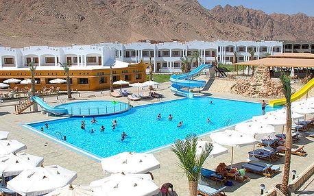 Hotel Happy Life Village, Sharm el Sheikh, Egypt, letecky, polopenze