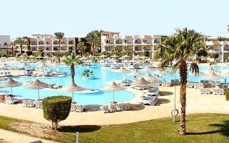 Hotel Labranda Club Makadi, Hurghada, Egypt, letecky, all inclusive