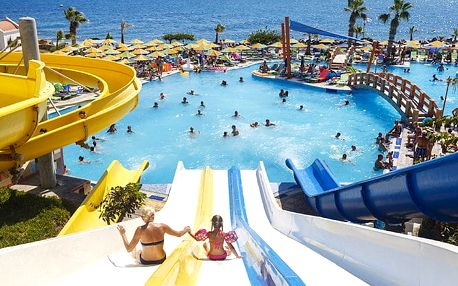 Hotel Eri Beach & Village, Kréta, Řecko, letecky, all inclusive