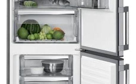 Kombinace chladničky s mrazničkou AEG Mastery RCB63326OX nerez + DOPRAVA ZDARMA