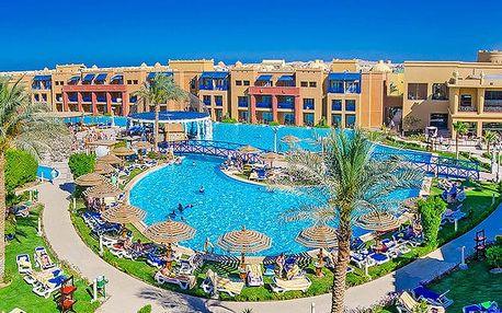 Hotel Titanic Palace & Aquapark, Hurghada, Egypt, letecky, all inclusive