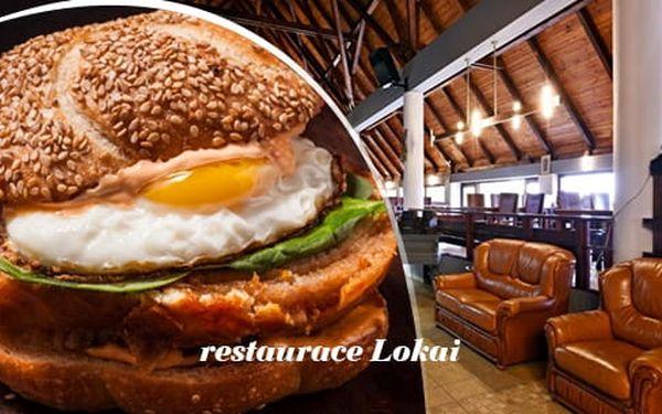 Restaurace Lokai - Koliba
