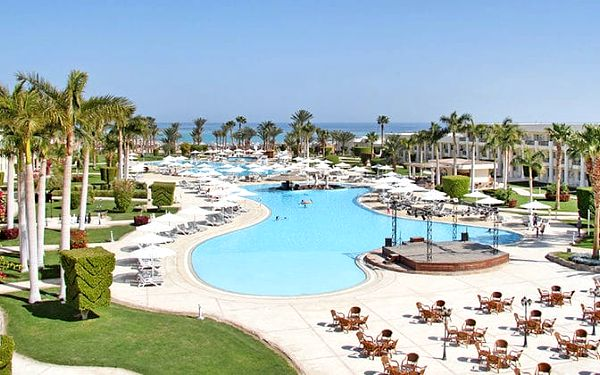 Hotel Labranda Royal Makadi, Hurghada, Egypt, letecky, all inclusive