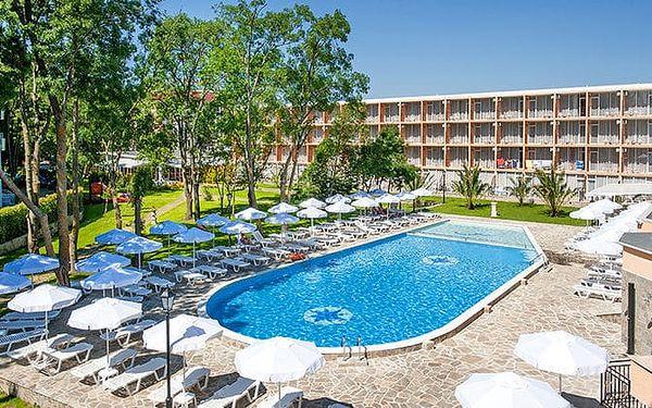 Hotel Riva, Burgas, Bulharsko, letecky, all inclusive