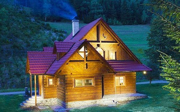 Karolinka Holiday Homes, Stylová romantika v dřevěném srubu v srdci Beskyd