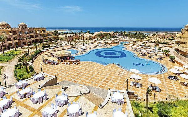 Hotel Utopia Beach Club, Marsa Alam, Egypt, letecky, all inclusive