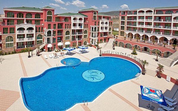 Hotel Saint George Palace, Burgas, Bulharsko, letecky, all inclusive