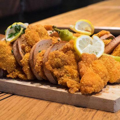 1,5 nebo 3kg kopa kuřecích řízečků pro hladovce