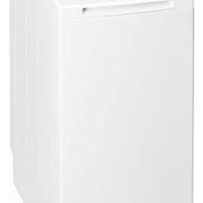 Automatická pračka Whirlpool TDLR 60210 bílá + dárek