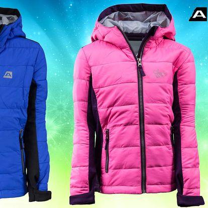 Nepromokavá podzimní bunda Alpine Pro pro děti