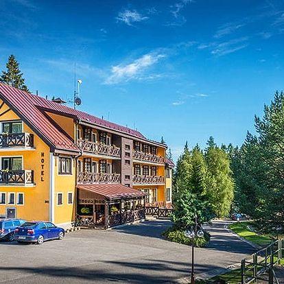 Horský Hotel Orešnica***, Pribylina, Račkova dolina, Slovensko - save 49%, Stylový horský hotel s polopenzí v slovenských velehorách