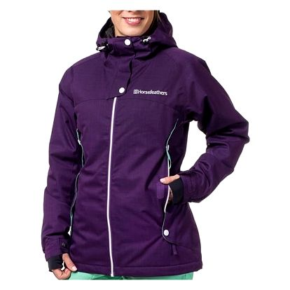 Bunda Horsefeathers Marin grape S