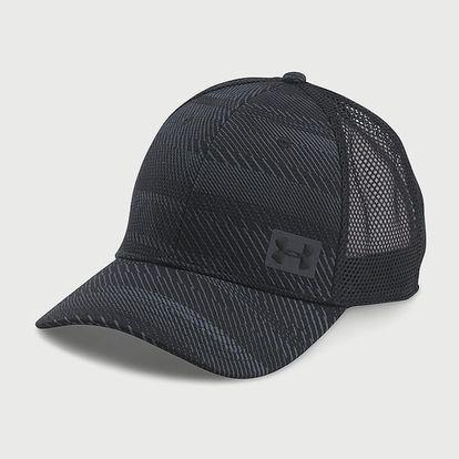 Kšiltovka Under Armour Men's Blitz Trucker Cap Černá
