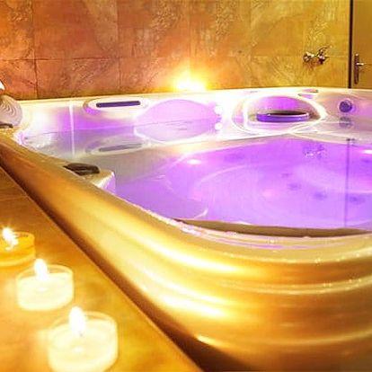 3 až 6denní pobyt pro 2 s wellness a polopenzí v depandance hotelu Renospond na Vysočině
