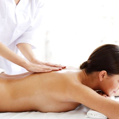 Ruční lymfatická masáž s inhalací kyslíku