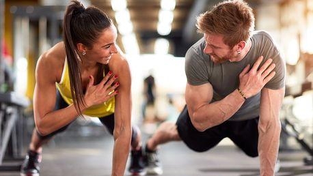 1 či 5 tréninků s osobní trenérkou v Dubině