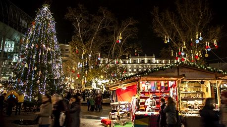 Adventní Budapešť – zájezd na vánoční trhy