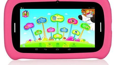 Dotykový tablet GoGEN Maxipes Fík MAXPAD7 G4P + dárek