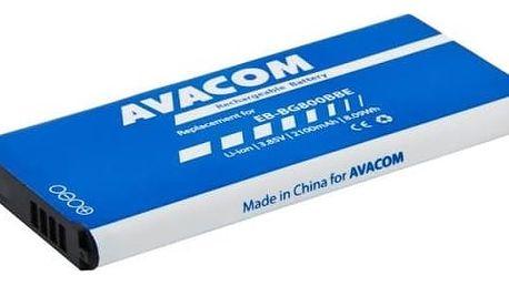 Baterie Avacom pro Samsung Galaxy S5 mini, Li-Ion 3,85V 2100mAh, (náhrada EB-BG800BBE)