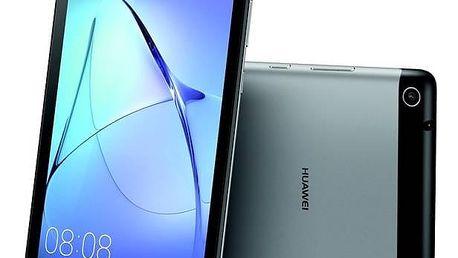 Dotykový tablet Huawei MediaPad T3 7.0 Wi-Fi (TA-T370W16TOM) šedý Software F-Secure SAFE 6 měsíců pro 3 zařízení (zdarma)