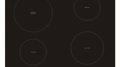 Indukční varná deska Whirlpool ACM 802/NE černá/sklo