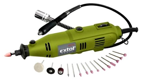 Mini bruska EXTOL CRAFT 404116