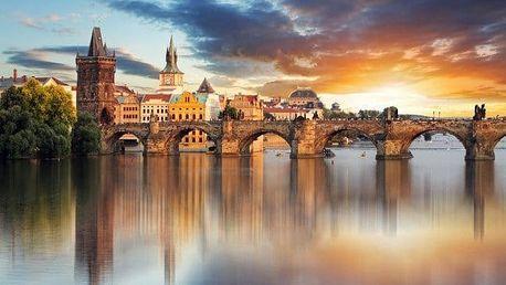 Praha v hotelu u Karlova náměstí