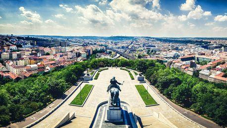 Praha zblízka: pobyt v moderním 4* hotelu