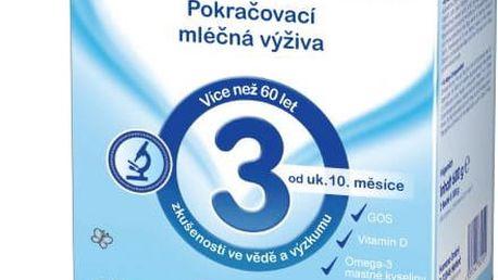 3x HUMANA 3 (600 g) - kojenecké mléko