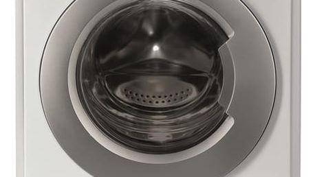 Automatická pračka se sušičkou Indesit XWDE 961480X WSSS EU bílá + DOPRAVA ZDARMA