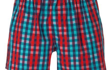 Pánské Trenky Horsefeathers Apollo Boxer Shorts Dark Blue M
