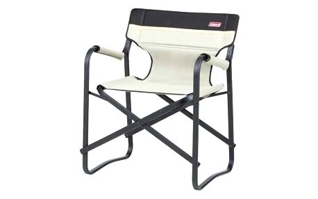 Židle Coleman DECK CHAIR khaki