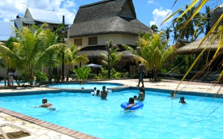 Mauritius, Trou aux Biches, letecky na 9 dní polopenze