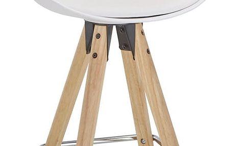 Barová židle durham, 48,5/111,5/55 cm