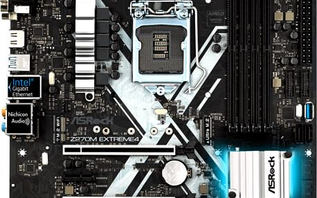 ASRock Z270M Extreme4 - Intel Z270
