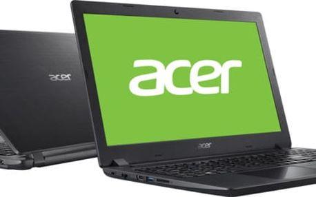 Acer Aspire 3 (A315-51-330U), černá - NX.GNPEC.005