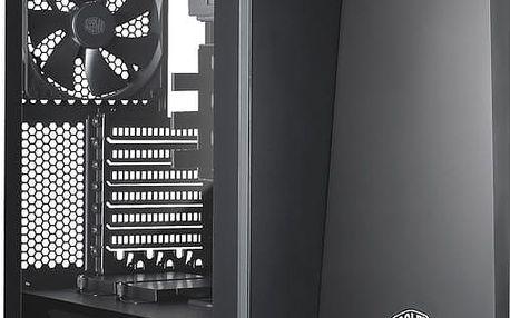 CoolerMaster MasterCase Maker 5, okno, černá - MCZ-005M-KWN00
