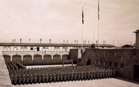 Výlet do koncentračního tábor Mauthausen a schody smrti