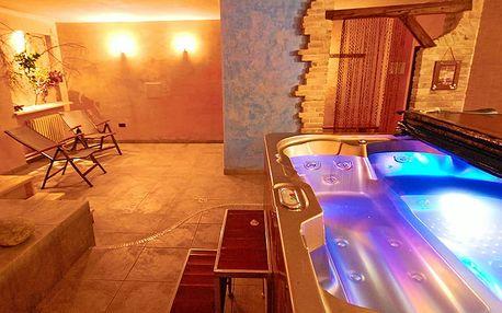 Krkonoše v 3* hotelu s polopenzí, saunou a vířivkou – platnost až do dubna 2018