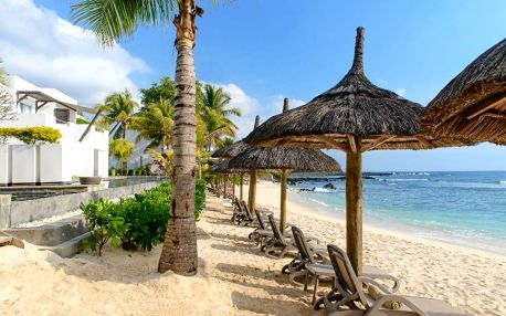 Mauritius, Pointe Aux Piments, letecky na 9 dní polopenze