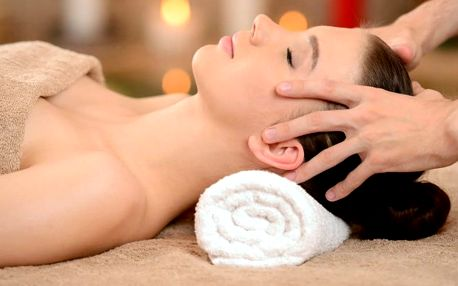 Zbavte se stresu masáží: 30 nebo 60 minut