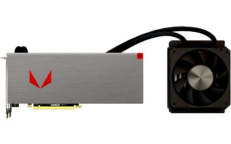 Sapphire Radeon RX Vega64 8G HBM2 Liquid Cooling, 8GB HBM2 - 21275-00-40G